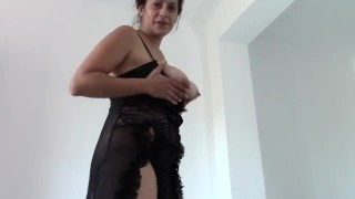 Naughty Tease, Pee and Shower