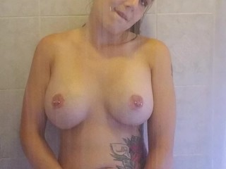 Shower and Toy Fun