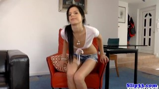 Preview 2 of Amateur eurobabe pleasures british geriatric