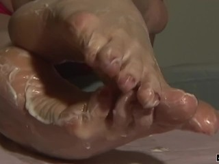 Foot Fetish Sluts 2 trailer girl on girl foot fetish