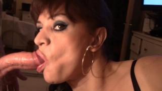 TS Sabrina Anderson In Action.....
