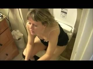 Shower Milf Voyeur