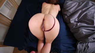 Teen hard to cock sleeping stepsister up wakes a reality young