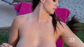 Stuns beauty fucks big and spell titty boy neighbor tits ddfnetwork