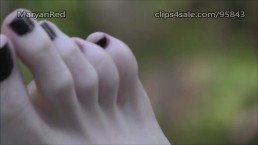 Long toes outdoors Big size 11 feet - c4s.com/95843/14366153