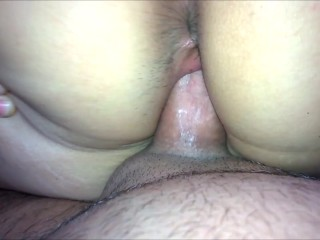 Perfect Cock for Juicy Teen's Pussy w Perfect Ass