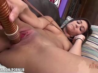 Sex With An Obese Man Fucking, Devyn Heart rubbing her wet little clit Masturbation Toys LatinA Pornstar
