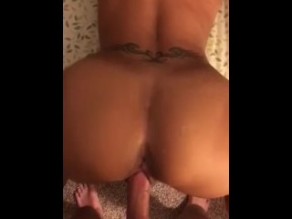 POV Dominican doggystyle