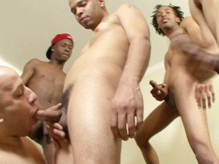 Thug Orgy 6 - Scene 2