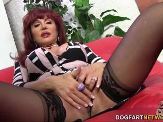 Ben 10 Gwen Tennyson Porn Hot Cougar Sexy Vanessa Gets Creampied By Bbc, Big Dick Big Tits