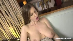 Milf Sienna Day has an Ass Orgasm During 3way With Stella Cox
