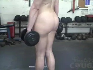 Claire's Naughty Gym Play