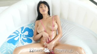 Exotic4K - Busty asian Jayden Lee lubed ass fucked hard  babe big-cock big-tits asian blowjob titty-fuck oiled busty ass-fuck bigtits hardcore exotic4k 4k anal sex anal facial jayden lee