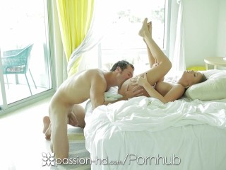 Passion-HD - Alexis Adams pussy is licked and fucked