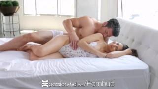 Passion-HD - Morning massage and fuck with beautiful Nina North porno