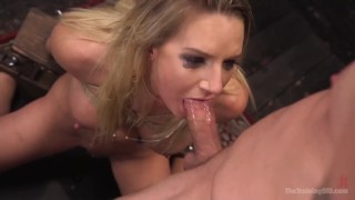 Deep Throat Training Cali Carter Deep cowgirl