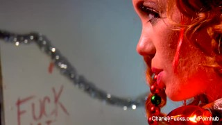 Gorgeous charley holiday and heather with chase carolin lesbian tits