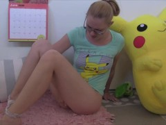 Bailey's First Private Cam Show