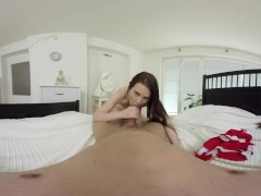 VR 180 Stereoscopic TmwVRnet & Timea Bella Presents - High School Dreams