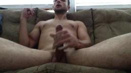 2 hand masturbation with cumshot