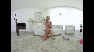 TmwVRnet - Vinna Reed -SAY NO TO UNDERWEAR