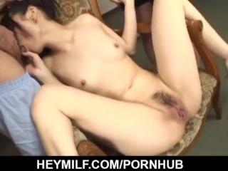Miki Uehara perfect gangbang to crack her holes