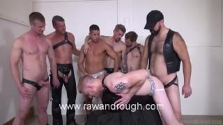 Raunchy Restroom Part 2 Dick fetish