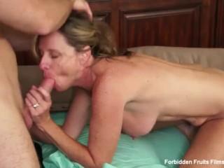 Porno slika mama
