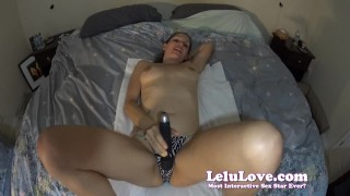 Lelu Love-Clean Up My Creampie Panties Cuckold  lelu love humiliation femdom amateur blowjob pov fetish hardcore brunette hd natural tits doggystyle closeups homemade panties cuckolding creampie