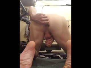 Prostate orgasm Part 1