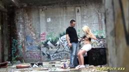 german deepthroat in the ghetto