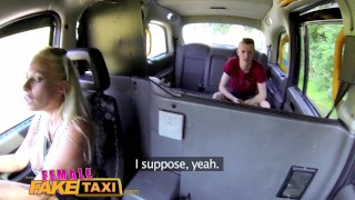 FemaleFakeTaxi Student gets ultimate fantasy fuck