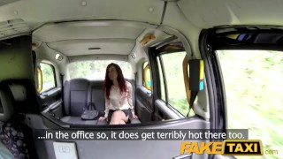 Preview 2 of FakeTaxi Cabbie gets his best fuck in years