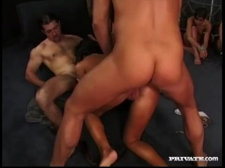 anal red