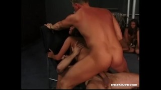 Patricia Smet Uses Her Ass to Make Her Masters Cum Sex cinema