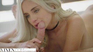 Blonde step vixencom fucked brother sexy by blowjob reverse