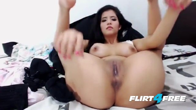 Big exotic asians - Exotic asian beauty micha latina plays with her bangin body