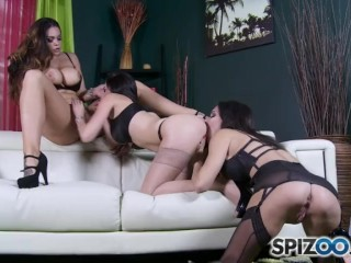 Dava Jess Alison Girl Sex
