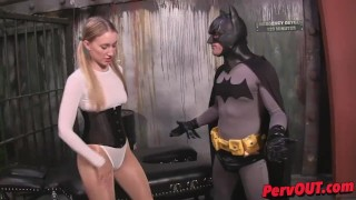 Riley Reyes + Lance Hart Make Silly Porn COSPLAY FEMDOM PEGGING CREAMPIES  riley reyes hot boss femdom strapon pegging femdom blonde pantyhose kink batman butt leotard cosplay fucking creampie eating cum inside lance hart sweet femdom shiny pantyhose