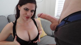 Short BJ Before Party Secretary veronika
