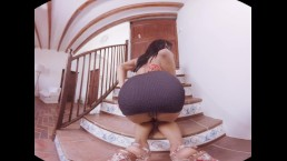 SexBabesVR - Private Fucking Session with Lady D