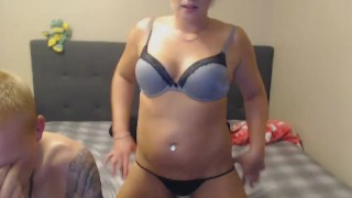Lustful Couple Banged each Other on Cam