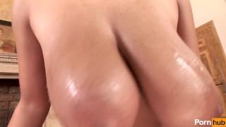 bouncy big scene bosoms tits ass
