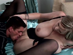 Big Natural Breasts 6 - Scene 3