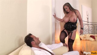 Big Natural Breasts 5 - Scene 3 Of gobbler