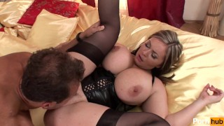Big Natural Breasts 5 - Scene 3