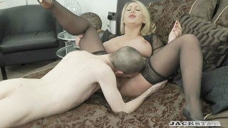 LEIGH DARBY IN  MY FRENCH STEPSON full scene. Style doggy