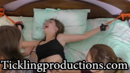 Tickling Nika part 2 - clip is 07:41 min long -