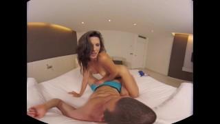 VirtualRealPorn - Alexa Tomas is riding just for you Vr massage