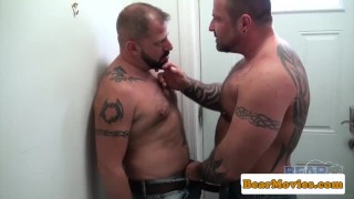 Hill bear and marc cooper fuck heavy angelo hairy jerking